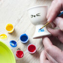 Fathers Day Egg Cup Painting Kit