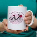 'A Wheelie Great Mum' Mug Gift For Mum