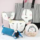 'Over The Moon' Dog Cross Body Bag