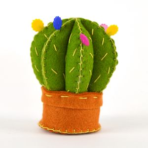 Cactus Pincushion Mini Kit - pin cushions