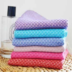 Colourful Cotton Hamam Guest Towel