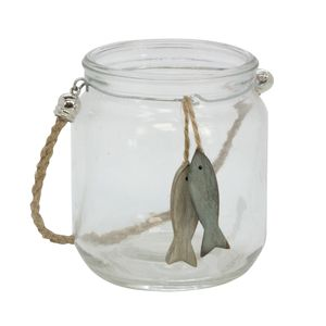 Nautical Tea Light Holder - candles & home fragrance
