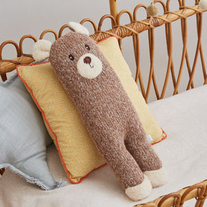 Bear Soft Knit Toy