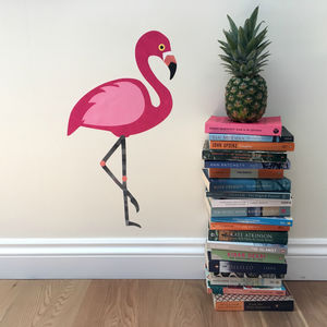 Flamingo Wall Sticker - shop by price