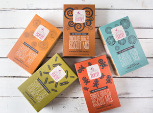 Great Taste Award Winning Baking Mixes Three Pack - food & drink subscriptions