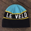'Le Velo' Knitted Beanie