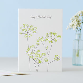 Mother's Day Fennel