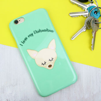 Personalised Dog Phone Cover
