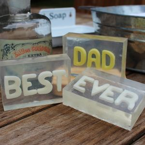 Four Letter Word Soap