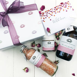 Build Your Own Pamper Set For Mum - mother's day gifts