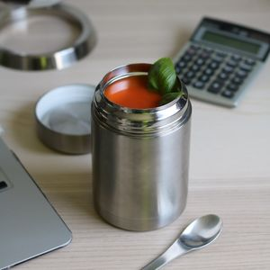 On The Go Insulated Food Jar - mindful living