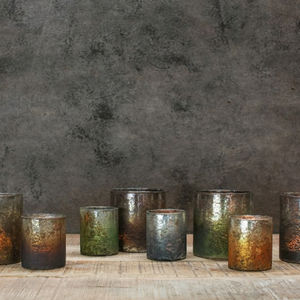 Morri Tea Light Holder - outdoor decorations