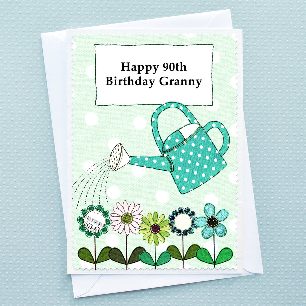 Personalise The Card For Your Mum Nan Grandma Great Granny Etc