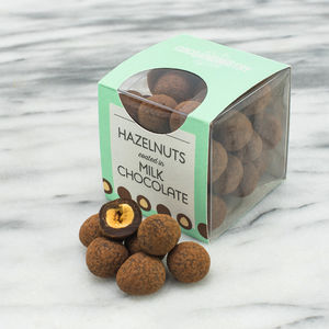 Milk Chocolate Coated Hazelnuts - chocolates & confectionery