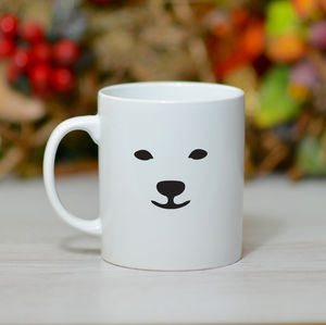 'Snow Bear' Mug - tableware