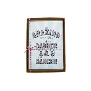 'Amazing Adventures' Christmas Card Box