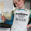 'Bake It Off' Apron