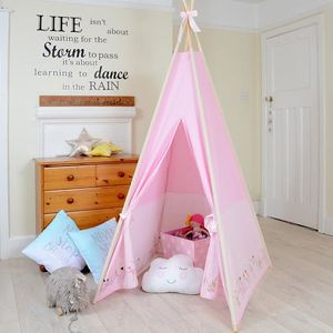 Pink Magical Parade Teepee Tent