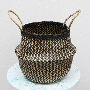 Woven Seagrass Basket - home sale