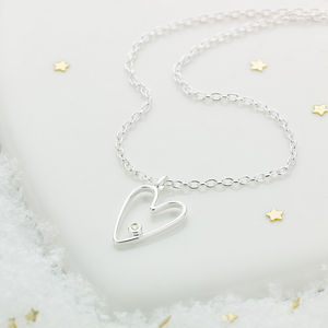 My First Diamond Necklace
