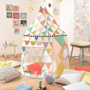 Harlequin Indoor Play Tent - gifts for children