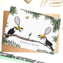 Toucan Play At That Game Greeting Card