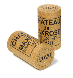 Giant Bordeaux Wine Cork Stool
