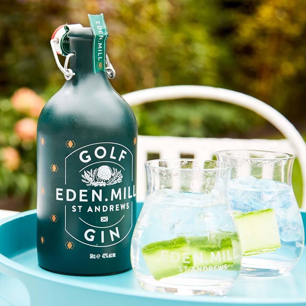 Golf Gin Gift Set
