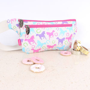 Playful Ponies Bum Bag