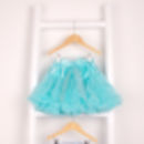 Sky Blue Pettiskirt