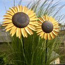 Sunflower Metal Garden Decoration