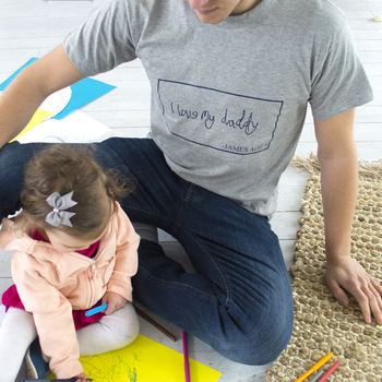 Personalised Your Handwriting T Shirt Design
