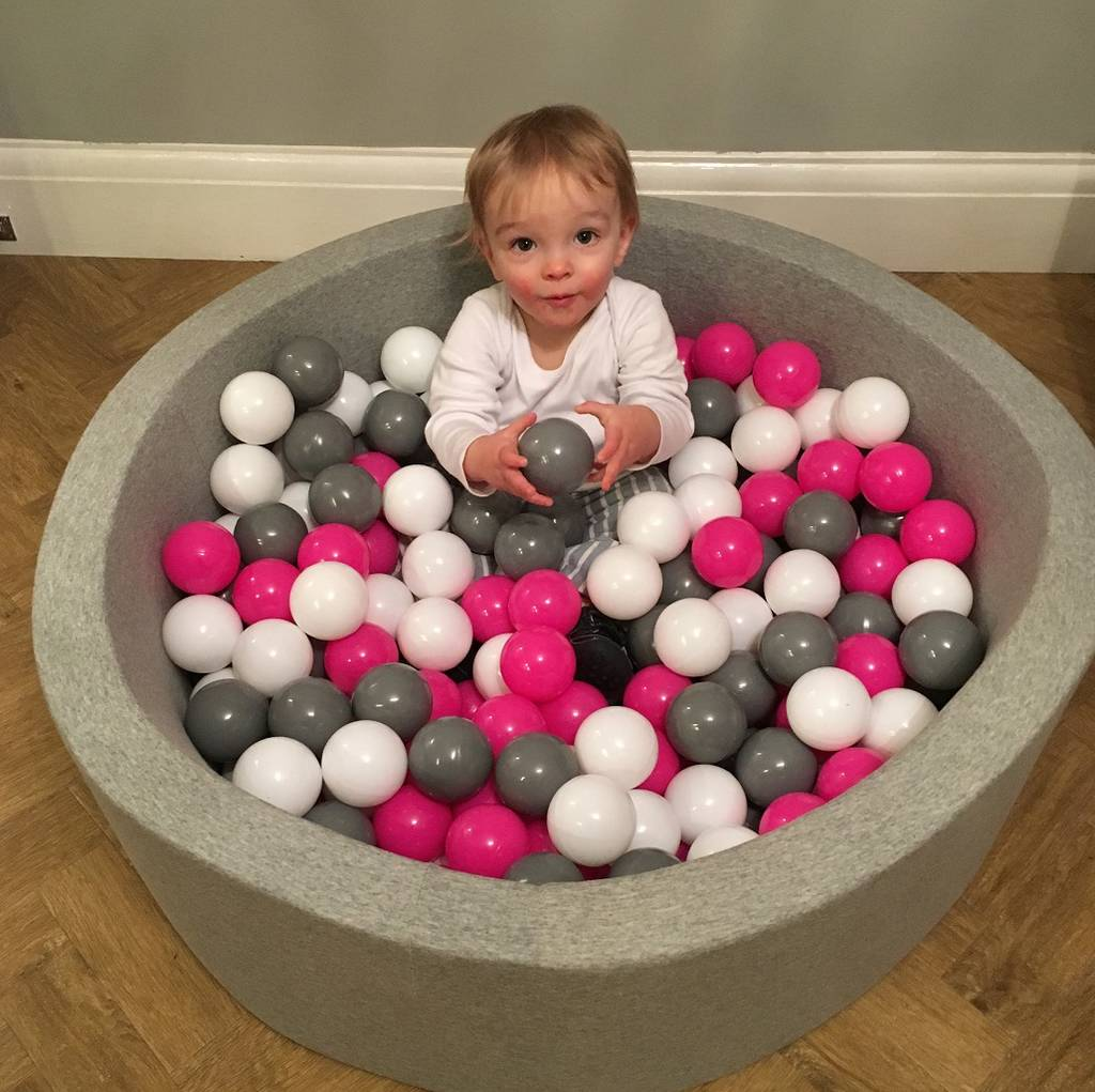 Baby And Toddler Indoor Ball Pit By Scandib 248 Rn