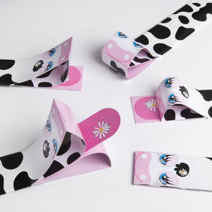 Cow Bookmarks