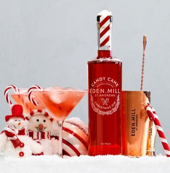 Candy Cane Christmas Gin