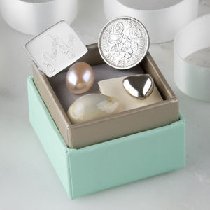 Say A Special 'Thank You' With This Box Of Charms - charm jewellery