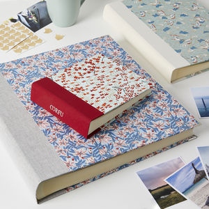 Personalised Photo Album Chiyogami