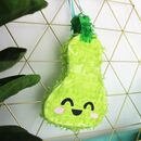 Pear Mini Pinata Craft Kit