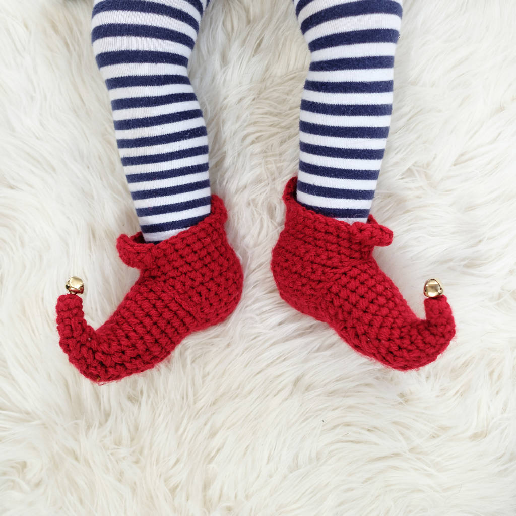 2678cde8ed3e adult elf slippers by eka