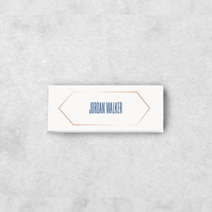 'Linked In Life' Place Cards