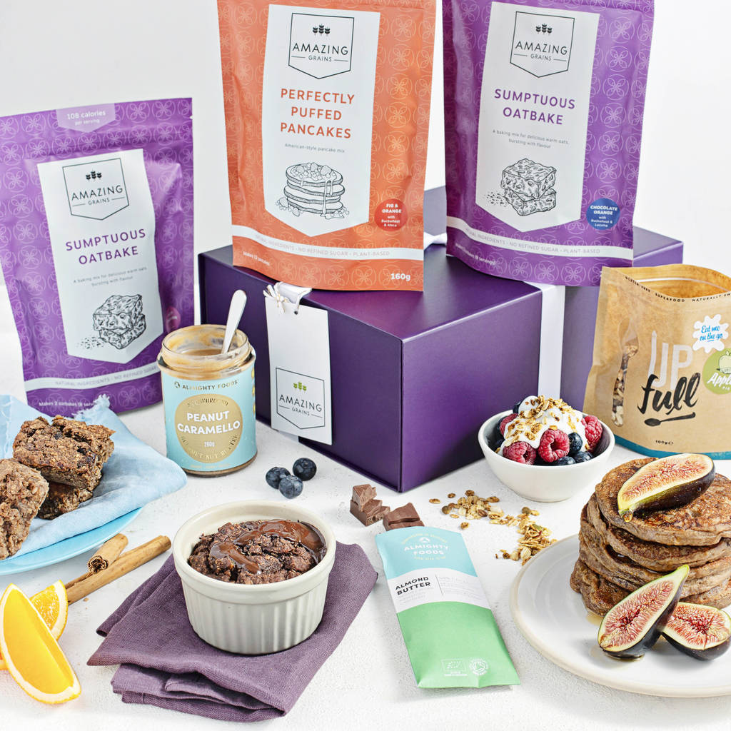 Vegan Baking Gift Hamper Limited Edition