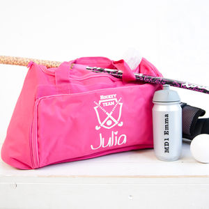 Personalised Child's Sports Bag