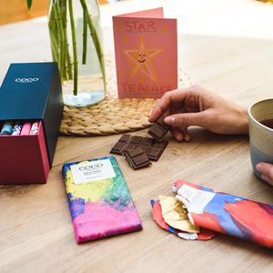 Six Bar Coco Box - gifts for teachers
