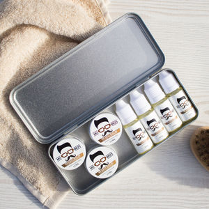 Mo Bro's Beard Balm And Oil Kit - grooming gift sets