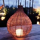 Copper Wire Lantern
