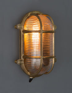 Steve Bulkhead Light For Indoors Or Outdoors