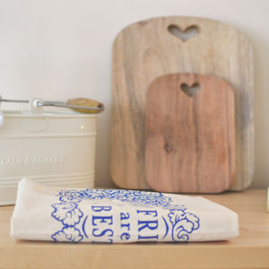 Doris Cotton Tea Towel - kitchen accessories