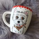 Et Portrait Dog/Cat On Ceramic Mug