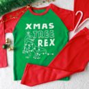 Tree Rex Kid's Christmas Pyjamas