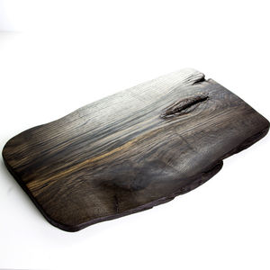 Bog Oak Board 184 B.C 2200 Years Old